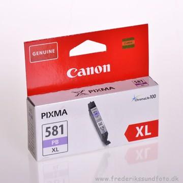 Canon CLI-581 XL Photo fotoblå Blækpatron