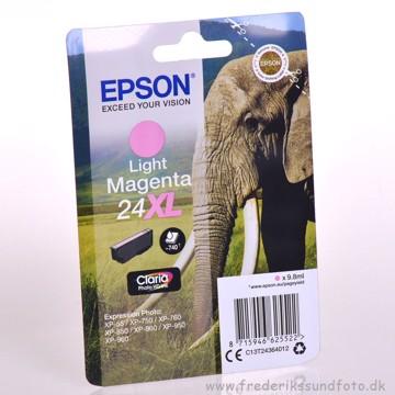 Epson 24XL Light Magenta