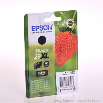 Epson Claria 29 XL Sort blæk