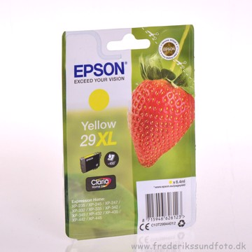 Epson Claria 29 XL Gul