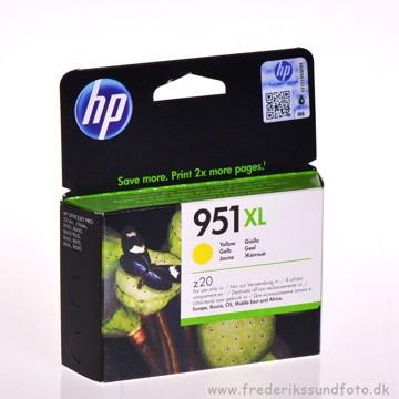 HP 951XL yellow blækpatron
