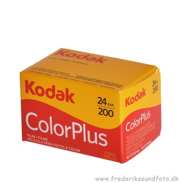 Kodak Colorplus 200 ISO 135-24 farvefilm