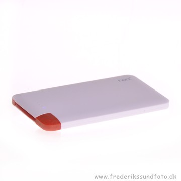 Hoox Pure Love 4000mAh hvid Power bank