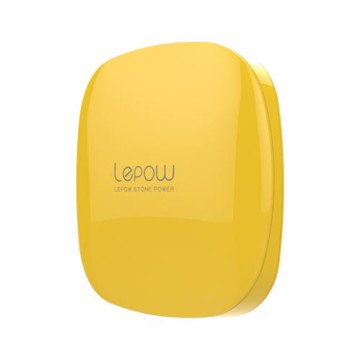 Lepow Moonstone Gul 6000mAh PowerBank