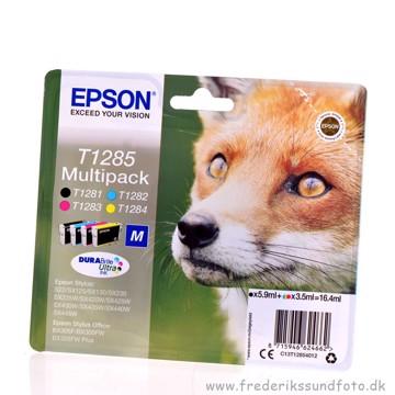 Epson T1285 Multipak  blæk