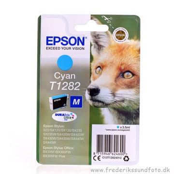 Epson T1282 Cyan printerpatron