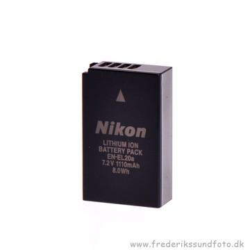 Nikon EN-EL20a Li-ion batteri