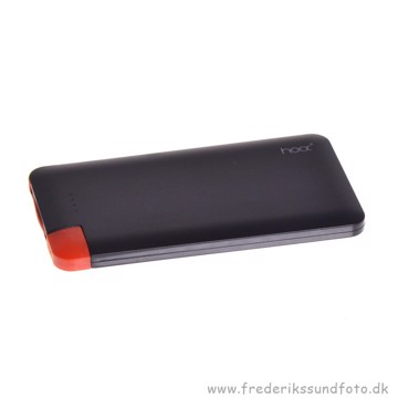 Hoox Pure Love 4000mAh sort Power bank