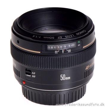 BRUGT Canon EF 50mm f/1.4 USM