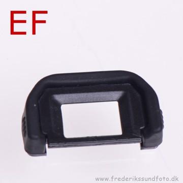 Gummi øjestykke som Canon EF