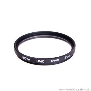 Hoya filter UV(C) HMC 43mm