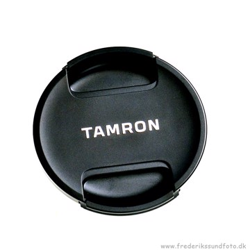 Tamron 77mm Snap objektiv dæksel