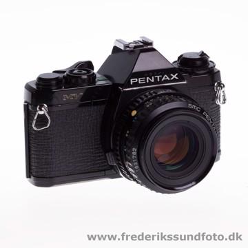 BRUGT Pentax MV m/ 50mm f/1.7
