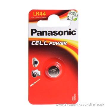 PANASONIC LR44  1,5V Alkaline batteri
