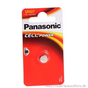 Panasonic SR927 1,55V Silver oxide batteri