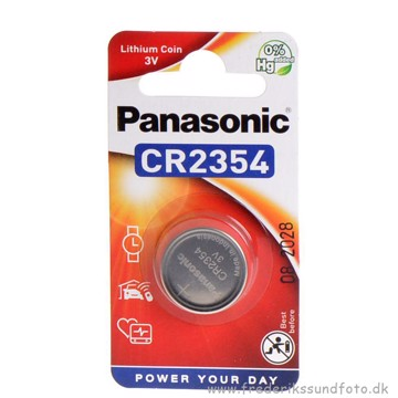 Panasonic CR2354 Lithium 3V batteri