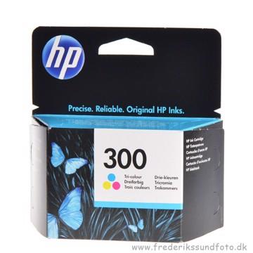 HP 300 Farve blækpatron