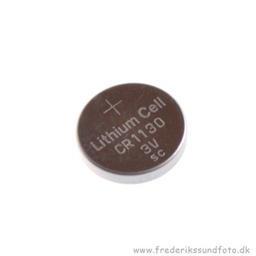 CR1130 3V Lithium batteri