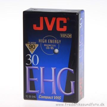 JVC 30 min EHG VHSc
