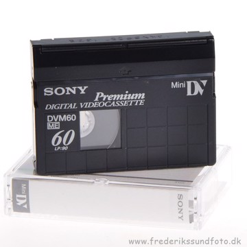 SONY Mini DV  60 Min. Digital Video cassette