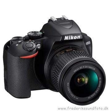 Nikon D3500 18-55 VR kit