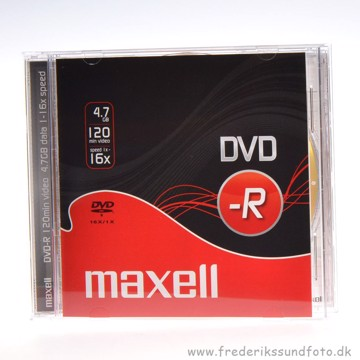 Maxell DVD -R 4,7GB 16X