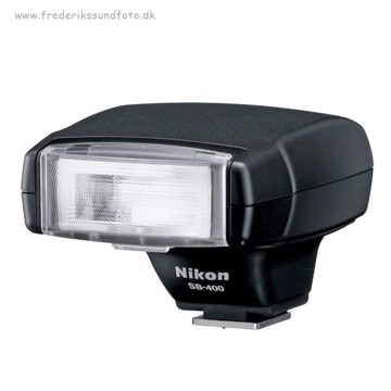 Nikon SB-400 Speedlight Flash