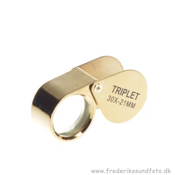 Triplet Jewelers Loupe 30X 21mm
