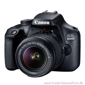 Canon EOS 4000D 18-55mm III