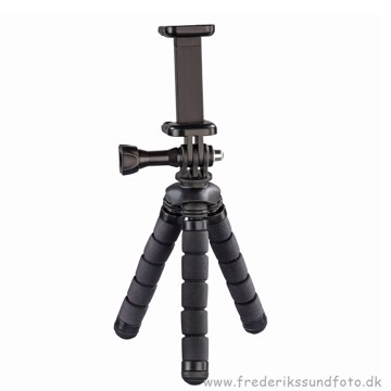 Hama Mini Tripod Flex til Smarphone/GoPro/Kamera