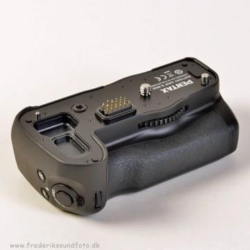 DEMO Pentax DSLR Batterigreb D-BG5 til K-3