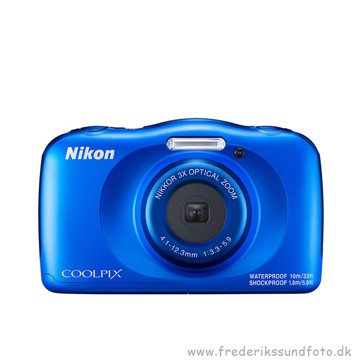 Nikon Coolpix W150 Blå