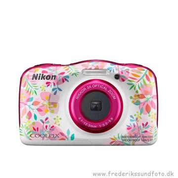 Nikon Coolpix W150 Flowers