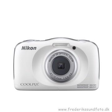 Nikon Coolpix W150 Hvid