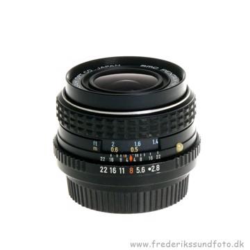 BRUGT Pentax-M 35mm f/2.8