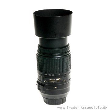 BRUGT Nikon 55-300mm VR DX ED