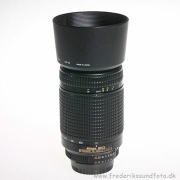 BRUGT Nikon 70-300mm ED f/4-5.6 D u/motor