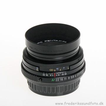 Pentax FA 43mm f/1.9 Limited