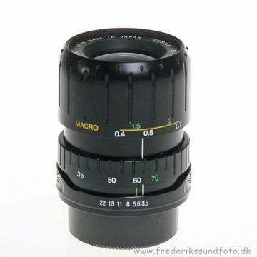 BRUGT Cosina 35-70mm f/3.5-4.8 til PK bajonet