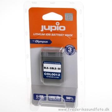 Jupio BLS-50/BLS-5 Li-ion batteri COL0012