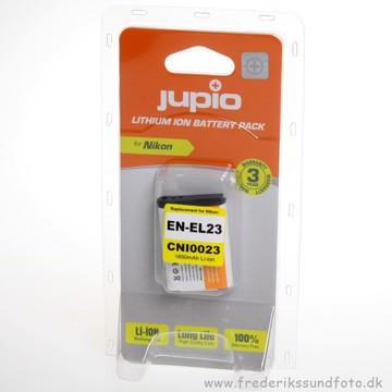 Jupio CNI0023 Nikon EN-EL23 1850 mAh LI-ion