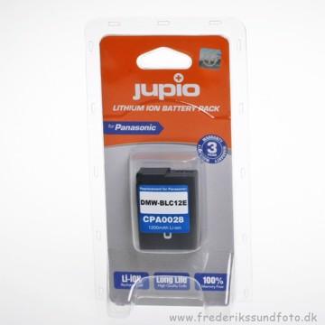 Jupio DMW-BLC12E CPA0028 Batteri