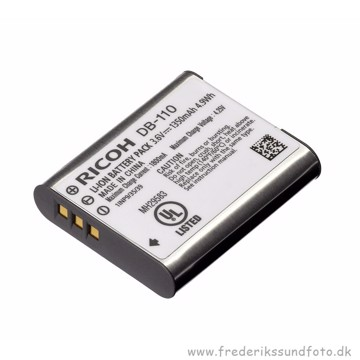 Ricoh DB-110 Li-ion batteri