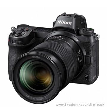 BRUGT Nikon Z 7 m/24-70mm f/4.0 S