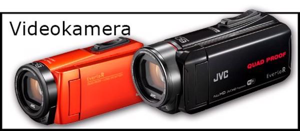 Billede til varegruppe Videokamera