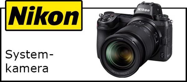 Billede til varegruppe Nikon systemkamera