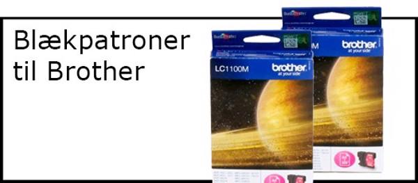 Billede til varegruppe Blæk til Brother printer