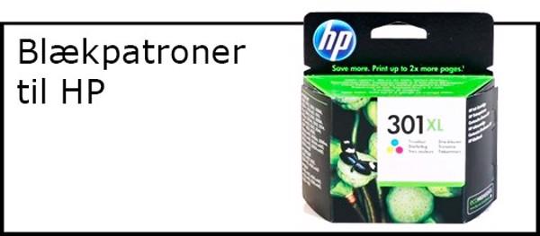 Billede til varegruppe Blæk til HP printer