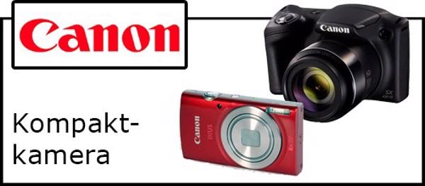 Billede til varegruppe Canon kompakt kamera