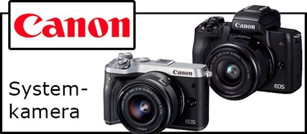 Billede til varegruppe Canon systemkamera